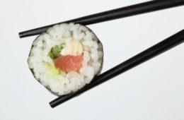 bacchette-giapponesi sushi